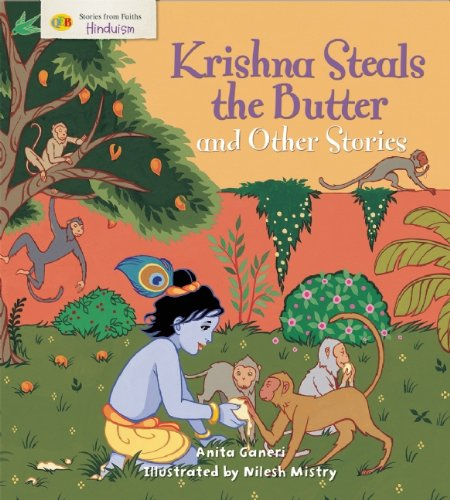 9781595663771: Krishna Steals the Butter and Other Stories (Stories from Faiths)