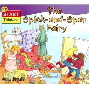 9781595663955: The Spick-and-span Fairy (Start Reading and Thinking)