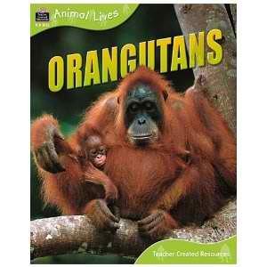 9781595664938: Orangutans (QEB Animal Lives)