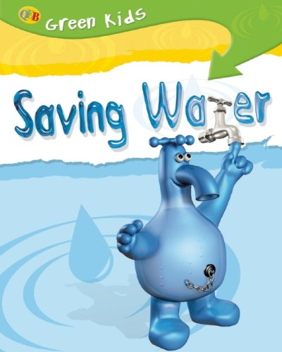 9781595665423: Saving Water (Green Kids)