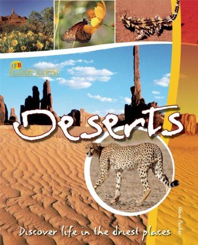 9781595665706: Deserts (Planet Earth)