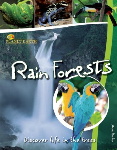 Rain Forests (Planet Earth): Parker, Steve