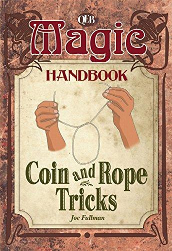 9781595666055: Coin and Rope Tricks (Magic Handbook)