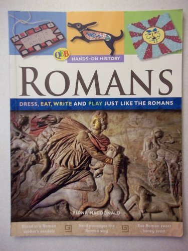 9781595666192: Hands-on History Romans