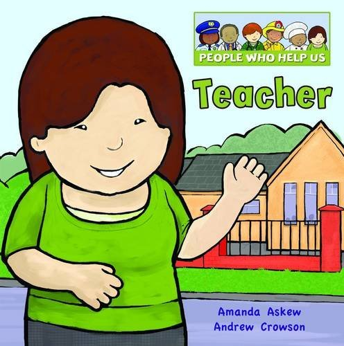 9781595667137: Teacher (People Who Help Us)