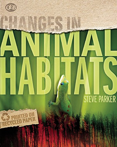 9781595667731: Animal Habitats (Changes in. . .)