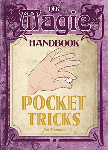 Pocket Tricks (Magic Handbook): Jon Tremaine