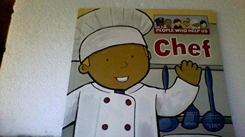Chef (People Who Help Us): Amanda Askew, Andrew