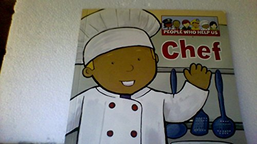 Chef (People Who Help Us): Amanda Askew, Andrew Crowson