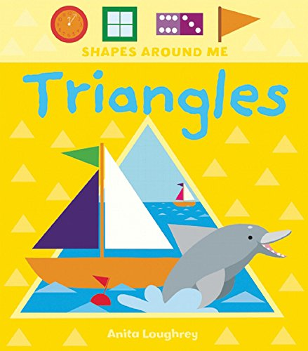 9781595669162: Triangles (Shapes Around Me)
