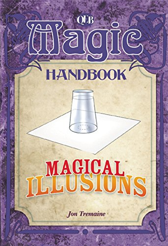 Magical Illusions (Magic Handbook): Jon Tremaine