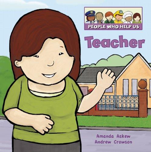 9781595669919: Teacher (QEB People Who Help Us)