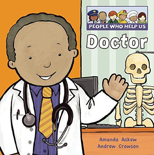 Doctor (People Who Help Us (QEB)): Amanda Askew; Andrew
