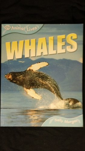 9781595669995: Whales (Animal Lives)