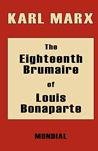 9781595690234: The Eighteenth Brumaire of Louis Bonaparte