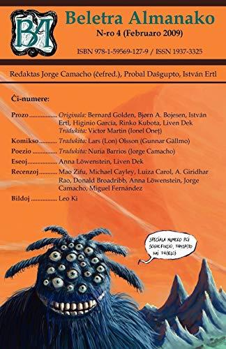 9781595691279: Beletra Almanako 4 (BA4 - Literaturo en Esperanto) (Esperanto Edition)