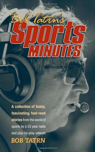 9781595717344: Bob Tatrn's Sports Minutes
