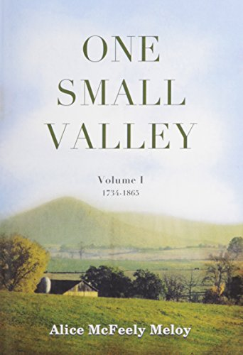 9781595717818: One Small Valley: Volume I