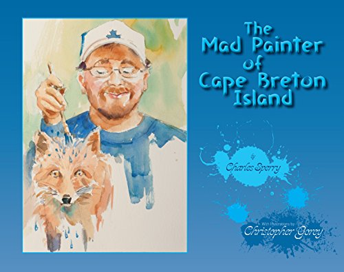 9781595719164: The Mad Painter of Cape Breton Island