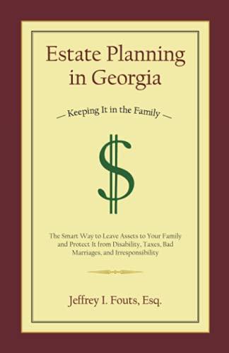 9781595719645: Estate Planning in Georgia