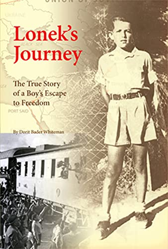 9781595720214: Lonek's Journey: The True Story of a Boy's Escape to Freedom