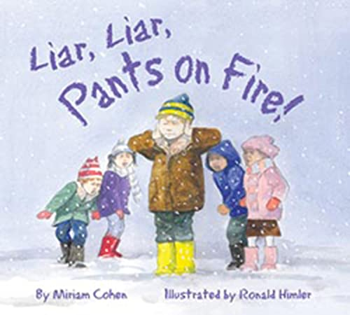 9781595720771: Liar, Liar, Pants on Fire!