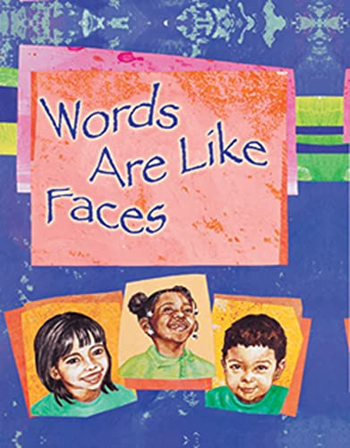 9781595721082: Words Are Like Faces
