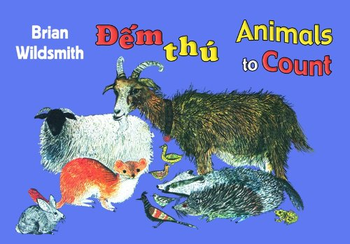 9781595721464: Animals to Count (Vietnamese/English) (Vietnamese Edition)
