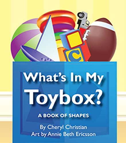 9781595721648: What's in My Toybox? (Lift-the-Flap)