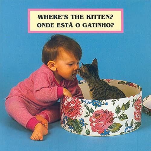 9781595721884: Where's the Kitten? / Onde Esta O Gatinho? (Portuguese Edition) (Portuguese and English Edition)