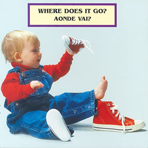 9781595721914: Where Does It Go? / Aoned Vai? (Photoflap) (Portuguese Edition)