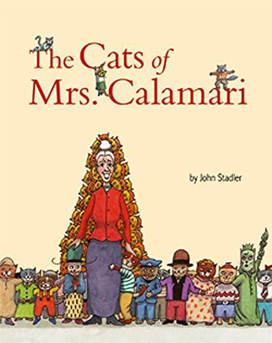 9781595722577: The Cats of Mrs. Calamari