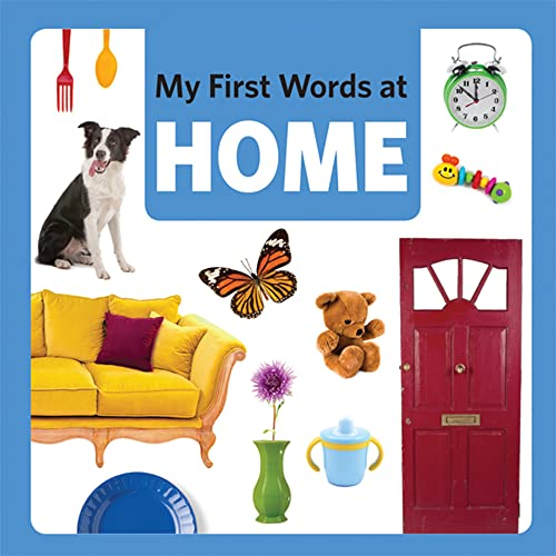 9781595722812: My First Words at HOME