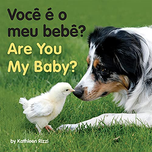 9781595723628: Are You My Baby? (Port/Eng) (Portuguese Edition)