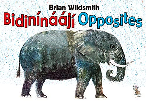 9781595727206: Brian Wildsmith's Opposites (Navajo/English)