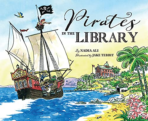 9781595727664: Pirates in the Library