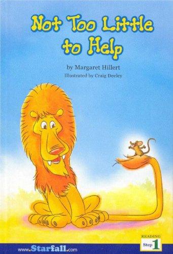 Not too Little to Help: Hillert, Margaret