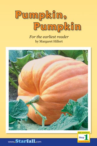 Pumpkin, Pumpkin Book cover