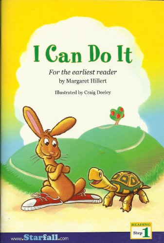 9781595770400: I Can Do It: For the Earliest Reader