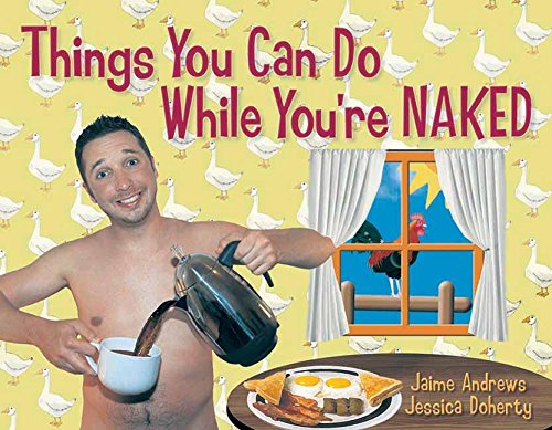 9781595800169: Things You Can Do While You're Naked