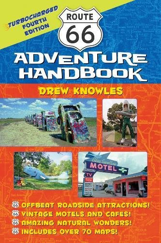 9781595800596: Route 66 Adventure Handbook: Turbocharged Fourth Edition