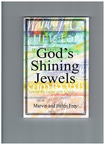 God's Shining Jewels: Marvin and Helen