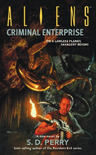 9781595820037: Aliens Volume 5: Criminal Enterprise (Aliens (Dark Horse))