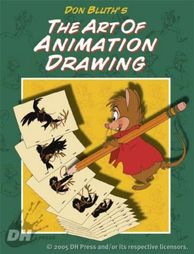 9781595820082: Don Bluth's Art Of Animation Drawing