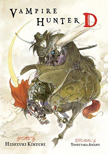 Vampire Hunter D, Vol. 1 (1595820124) by Hideyuki Kikuchi