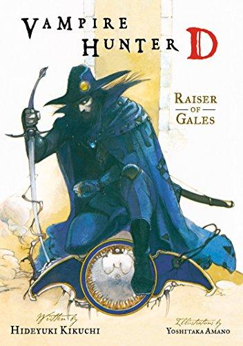 9781595820143: Vampire Hunter D Volume 2: Raiser of Gales