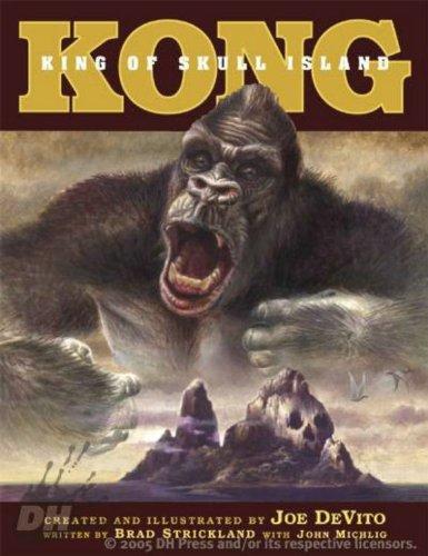 9781595820211: Kong: King Of Skull Island