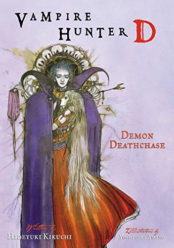 9781595820310: Vampire Hunter D Volume 3: Demon Deathchase: Demon Deathchase v. 3