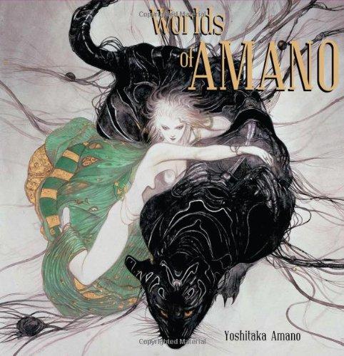 9781595820648: Worlds of Amano
