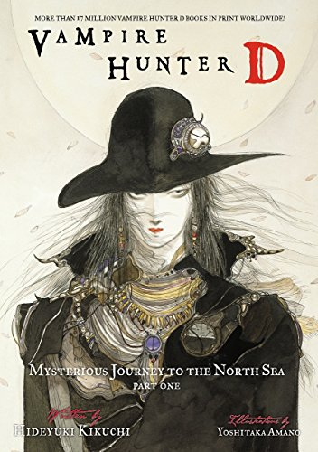 9781595821072: Vampire Hunter D Volume 7: Mysterious Journey to the North Sea, Part One